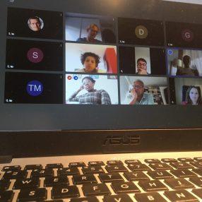 online deelnemers